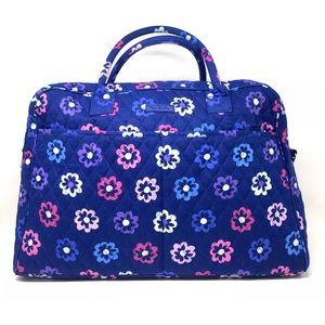 NEW Vera Bradley Weekender Carry On Travel Bag